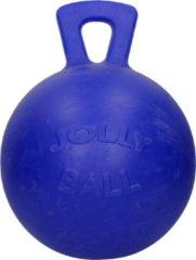 Jolly Ball Tug-n-Toss - Large (8 inch) 20 cm blauw