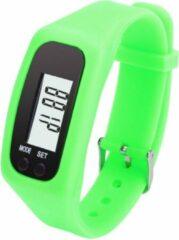EasyLazy® Digitale LCD Stappenteller - Run Stap - Calorie - Loopafstand - Teller - Stappenteller - Groen