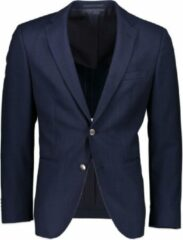 Hugo Boss Colberts Blauw - Maat 48 - Heren - Never out of stock Collectie - Viscose;Elastaan