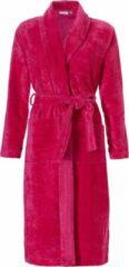 Koraalrode Dames badjas Pastunette 369 - 212 - coral rood