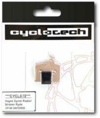 Cyclotech Components Prodisc Metal Remblokken voor Hayes Dyno, Radar en Stroker Ryde