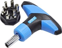 Blauwe BBB cycling BBB TorqueFix BTL-119 Torque Wrench 5Nm., black/blue