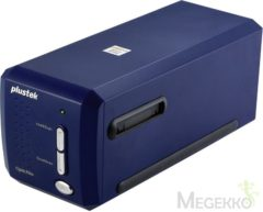 Blauwe Plustek OpticFilm 8100 Film/slide scanner 7200 x 7200DPI Blauw