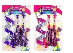 Toi Toys Cheerleader speelset op kaart verkrijgbaar in 2 verschillende kleuren