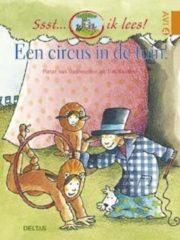 Bruna Een circus in de tuin! - Boek Pieter van Oudheusden (9044707981)