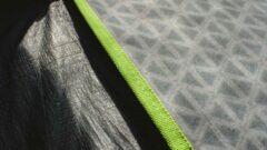 Groene Coleman Carpet 4L Tenttapijt - 290 x 260 cm - Universeel - Grijs