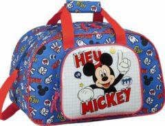 Disney Mickey Mouse Things Sporttas - 40 x 25 x 23 cm - Multi