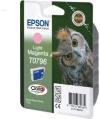Epson inktcartridge T0796 licht magenta, 975 pagina's - OEM: C13T07964010
