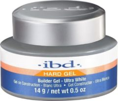 IBD Builder Gel Ultra White Ultra wit 14 gr