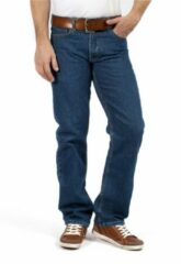 DJX BASIC DJX Heren Jeans Model 221 Regular - Kleur: DarkStone - Maat: 40/34