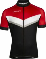 Rode Vermarc Puntino SP.L Jersey Black/Red Size XL