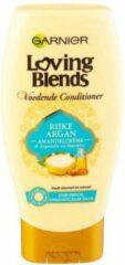 Garnier Loving Blends Arganolie en Amandelmelk Conditioner 250ml
