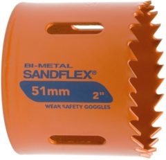 Bahco Sandflex gatzaag bi metaal 19 mm. 383019vip
