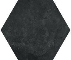Antraciet-grijze Vloertegel Castelvetro Fusion 29,5x25,5cm Antracite Gerectificeerd