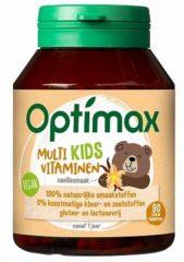 Optimax Kinder multi vanille 90 Tabletten