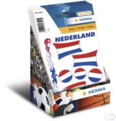 Tattoos Herma Netherland Flaggs