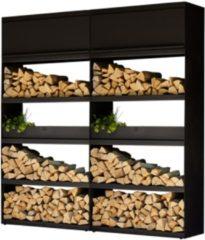 OFYR | Wood Storage 200 | Black