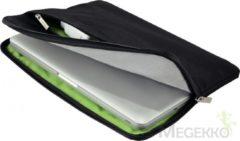Zwarte Leitz Laptop & MacBook Hoes - Sleeve - 15.6 inch - zwart