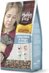 Hobby First Hobbyfirst Hope Farms Chinchilla & Degu Granola - Chinchillavoer - 2 kg