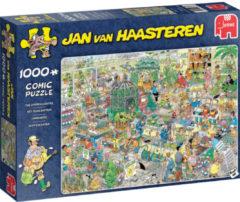 Jumbo Spiele GmbH Jan van Haasteren Het Tuincentrum Puzzel 1000 Stukjes