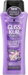 Schwarzkopf Gliss Kur Shampoo control & anti-frizz 250 Milliliter