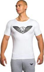 Aero wear Genesis - T-shirt - Wit - XXL