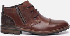 Bruine Boots en enkellaarsjes Odin by Rieker