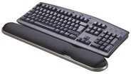 Kensington Technology Group Kensington Contour Gel - Handgelenkpolsterkissen für Tastatur - Schwarz 22701