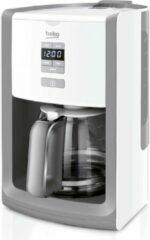 Witte Beko Koffiezetapparaat 1.8L CDM6151W digitaal