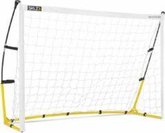 Gele SKLZ Quickster Voetbalgoal - 360 x 180 cm