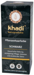 Zwarte Khadi Natural Products Herbal Hair Colour Black