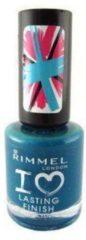 Rimmel London Rimmel I Love Lasting Finish - 179 Block Your groen - Nagellak