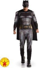 Grijze Batman Justice League™ kostuum voor volwassenen - Volwassenen kostuums