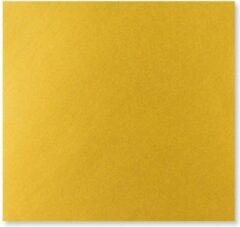 EnveloppenGigant.nl Gouden vierkante enveloppen 14 x 14 cm 100 stuks