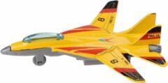 XIN YU Toys straaljager PMA-78 11 cm geel