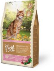 Sam's Field Cat Delicious Wild - Kattenvoer - 2.5 kg - Kattenvoer