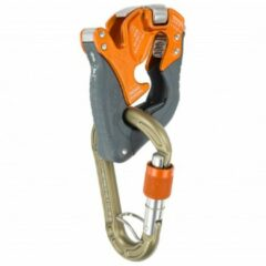 Climbing Technology - Click Up Kit + - Zekeringsapparaat grijs/oranje