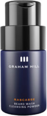 Graham Hill Pflege Shaving & Refreshing Rascasse Beard Wash Cleansing Powder 40 g