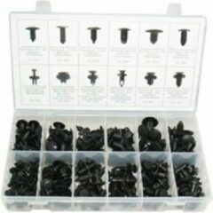 Weber Tools Assortiment Bekleding clips 192 st - FD0010