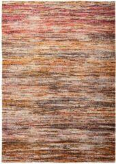 Louis de Poortere - 8876 Sari More Sandal Wood Vloerkleed - 230x330 cm - Rechthoekig - Laagpolig Tapijt - Bohemian - Meerkleurig