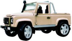 Bruder Land Rover Defender Pick Up 02591 Leeftijdsklasse: vanaf 3 jaar