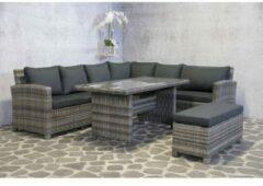 Grijze SenS-Line loungeset Parma