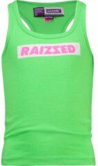 Raizzed top Phoenix met logo neon groen