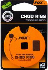 Fox Edges Arma Point Beaked Chod Rig - 25lb - Maat 6