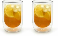Transparante Bredemeijer Dubbelwandig glas tumbler 290ml