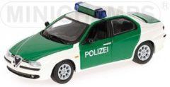 Alfa Romeo 156 Polizei 1997 - 1:43 - Minichamps