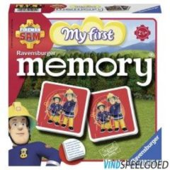RAVENSBURG Spel Brandweerman Sam Memory // 10 (6012120)