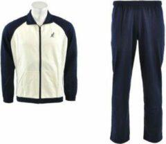 Blauwe Australian - Sweatsuit - Heren - maat 48