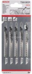 Bosch Stichsägeblätter T 301 BCP Pak.= 5 Stück 2 608 633 A37 2608633A37