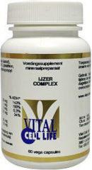 Vital Cell Life Ijzer Complex Capsules 60 vegicap